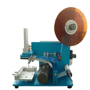 MANUAL FLAT BOTTLE LABEL MACHINE (MT60)
