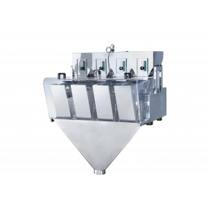 Four Head Linear Multi Weigher Machine