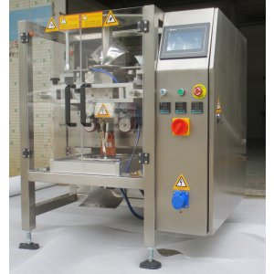 APM 420 AUTOMATIC BAGGER MACHINE WITH NITROGEN FLUSHING